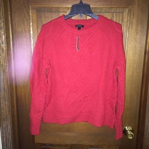 J. Crew chunky sweater NWT